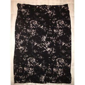H&M's Basic Stretchy Skirt